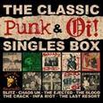 VARIOUS ARTISTS - CLASSICS OI!! & PUNK SINGLES BOX (Disco Vinilo  7')