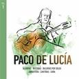 LUCIA, PACO DE - POR ESTILOS 1 (Compact Disc)
