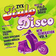 VARIOUS ARTISTS - ZYX ITALO DISCO NEW GENERATION 6 (Compact Disc)