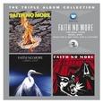 FAITH NO MORE - TRIPLE ALBUM COLLECTION (Compact Disc)