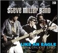MILLER, STEVE - LIKE AN EAGLE - IN CONCERT 1991 (Compact Disc)