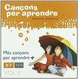 GELABERT, DAMARIS - CANÇONS PER APRENDRE 3-7 ANYS 2 (Compact Disc)