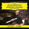 GULDA, FRIEDRICH - MOZART: PIANO CONCERTOS 20,21,25,27 + BLRY- (Compact Disc)
