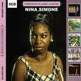 SIMONE, NINA - TIMELESS CLASSIC ALBUMS =BOX= (Compact Disc)