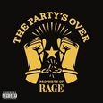 PROPHETS OF RAGE - PARTY'S OVER -EP- (Compact Disc)