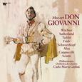GIULINI, CARLO MARIA - MOZART: DON DIOVANNI -HQ- (Disco Vinilo LP)
