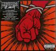 METALLICA - ST. ANGER + DVD (Compact Disc)