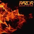RAZOR - ESCAPE THE FIRE (Compact Disc)