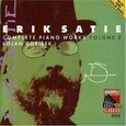 SATIE, ERIK - COMPLETE PIANO WORKS 2 (Compact Disc)