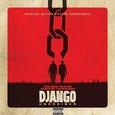 ORIGINAL SOUND TRACK - DJANGO UNCHAINED