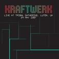 KRAFTWERK - LIVE AT TRIBAL GATHERING - LUTON - ENGLAND -HQ- (Disco Vinilo LP)