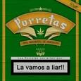 PORRETAS - LA VAMOS A LIAR!! (Compact Disc)