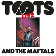 TOOTS & THE MAYTALS - LIVE -HQ- (Disco Vinilo LP)