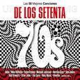 VARIOUS ARTISTS - 50 MEJORES CANCIONES DE LOS 70 (Compact Disc)
