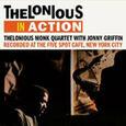 MONK, THELONIOUS - IN ACTION (Disco Vinilo LP)