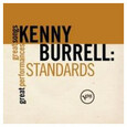 BURRELL, KENNY - STANDARDS  (Compact Disc)