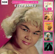 JAMES, ETTA - TIMELESS CLASSIC ALBUMS    5CD (Compact Disc)