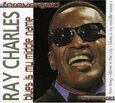 CHARLES, RAY - BLUES IS MY MIDDLE NAME (Compact Disc)