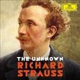 STRAUSS, RICHARD - UNKNOWN =BOX= (Compact Disc)
