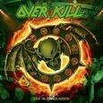 OVERKILL - LIVE IN OVERHAUSEN (Blu-Ray Disc)