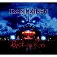 IRON MAIDEN - ROCK IN RIO (Compact Disc)