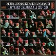 REDDING, OTIS - IN PERSON AT THE WHISKY A GO GO (Disco Vinilo LP)