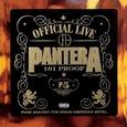 PANTERA - OFFICIAL LIVE 101 PROOF (Disco Vinilo LP)