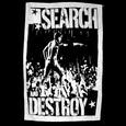 POP, IGGY - SEARCH & DESTROY/PENETR (Disco Vinilo  7')