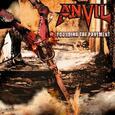 ANVIL - POUNDING THE PAVEMENT + CD