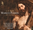 BACH, JOHANN SEBASTIAN - MARKUS PASSION.. -SACD- (Super Audio CD)