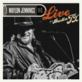 JENNINGS, WAYLON - LIVE FROM AUSTIN TX -HQ- (Disco Vinilo LP)