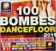 VARIOUS ARTISTS - 100 BOMBES DANCEFLOOR '11 (Compact Disc)
