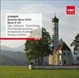 SCHUBERT, FRANZ - DEUTSCHE MESSE (Compact Disc)