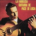 LUCIA, PACO DE - LA FABULOSA GUITARRA -HQ- (Disco Vinilo LP)