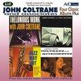 COLTRANE, JOHN - FOUR CLASSIC ALBUMS + (Compact Disc)