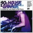 VARIOUS ARTISTS - 90'S HOUSE & GARAGE 2 (Disco Vinilo LP)
