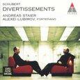 SCHUBERT, FRANZ - DIVERTISSEMENTS (Compact Disc)