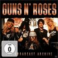 GUNS N' ROSES - BROADCAST ARCHIVE (Compact Disc)
