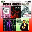 GREEN, URBIE - FOUR CLASSIC ALBUMS (Compact Disc)