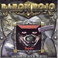 BARON ROJO - NOCHES DE ROCK'N'ROLL -REMASTERED- (Compact Disc)