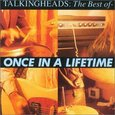 TALKING HEADS - ONCE IN A LIFETIME (Compact Disc)