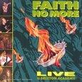 FAITH NO MORE - LIVE AT BRIXTON ACADEMY (Compact Disc)