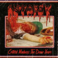 AUTOPSY - CRITICAL MADNESS: THE DEMO YEARS (Compact Disc)