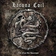 LACUNA COIL - LIVE FROM THE APOCALYPSE + DVD (Compact Disc)