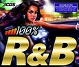VARIOUS ARTISTS - 100% R&B (Compact Disc)