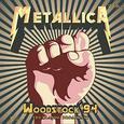 METALLICA - WOODSTOCK 1994 (Compact Disc)