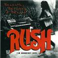 RUSH - BENEATH, BETWEEN & BEHIND - LIVE 1975 (Compact Disc)