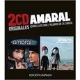 AMARAL - ESTRELLA DE MAR/PAJAROS EN LA CABEZA (Compact Disc)