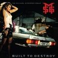 SCHENKER, MICHAEL - BUILT TO DESTROY  (Disco Vinilo LP)