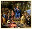 BACH, JOHANN SEBASTIAN - CONSOLATIO (Compact Disc)
